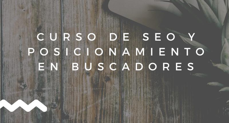 CURSO DE SEO ONLINE
