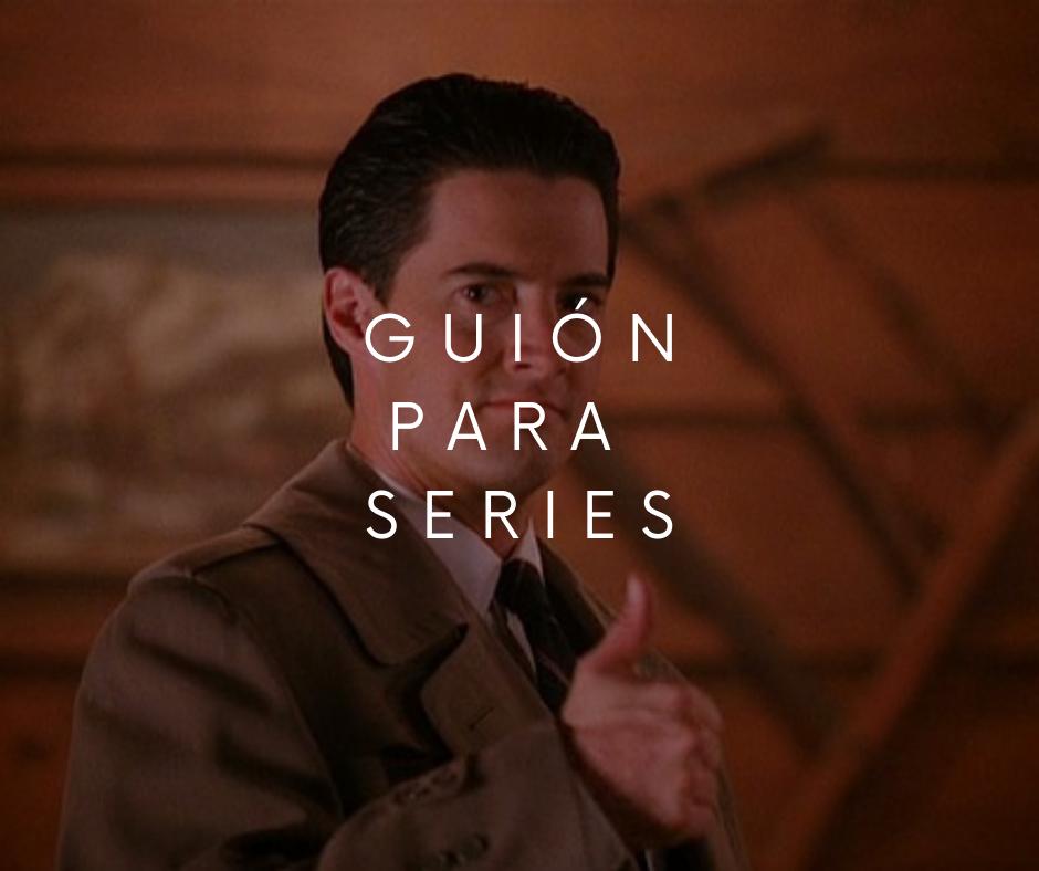 Curso de Guión para Series ONLINE